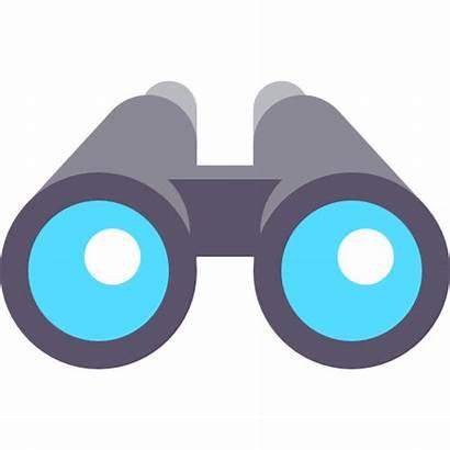Icon Binoculars Icons Flaticon Eye