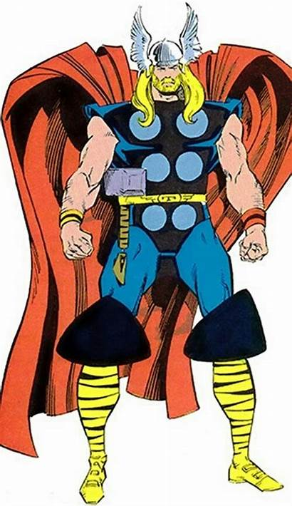 Thor Marvel Comics Comic Characters Avengers Simonson