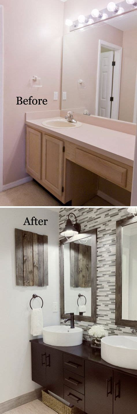 Inexpensive Bathroom Makeover Ideas by 25 Best Ideas About Cheap Bathroom Remodel On