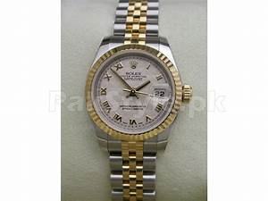Rolex Datejust Ladies Watch Price in Pakistan (M004220 ...