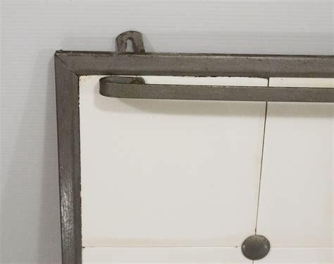 kitchen utensil rack vintage wall hanging rack