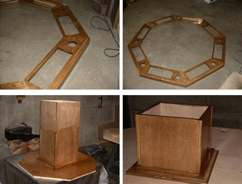 woodworking plans reviewed   build  poker table