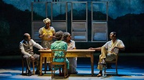 Theatre Review: Small Island // National Theatre : The ...