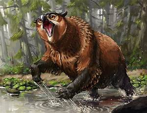Owlbear fanart by Kaek on DeviantArt | Beasts of ...