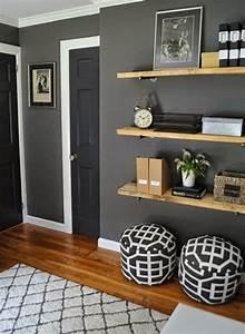 Wandfarbe Grau: 29 Ideen für die perfekte Hintergrundfarbe