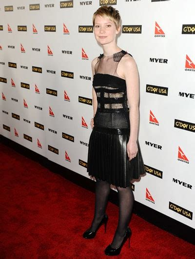 10 Things You Should Know About Mia Wasikowska   Teen Vogue