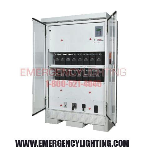 myers 8 dr 3 inverters emergency lighting myers power products