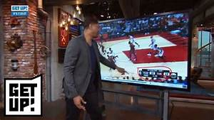 Jalen Rose breaks down film of LeBron James and Cavaliers ...
