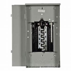 Siemens Es Series 100 Amp 20-space 20-circuit Main Breaker Outdoor Load Center-sw2020b1100