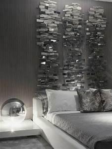 Graue Tapete Schlafzimmer : sch ne tapeten schlafzimmer tapeten schlafzimmer gestalten ~ Michelbontemps.com Haus und Dekorationen