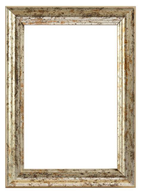 cornice 100 x 35 cornice in legno colore argento 35 x 50 cm