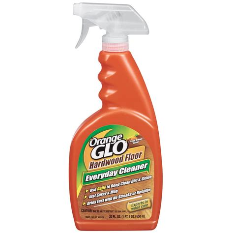 hardwood floor cleaner orange glo hardwood floor everyday cleaner review
