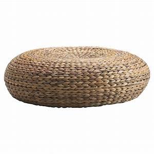 Pouf En Osier : floor poufs ikea best decor things ~ Teatrodelosmanantiales.com Idées de Décoration