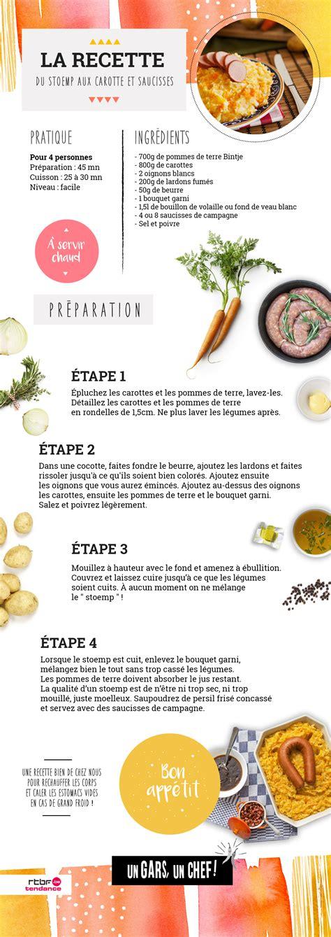 pdf recette cuisine recette le stoemp aux carottes saucisses et oeufs d un