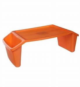 Kids Portable Lap Desk Orange Free Shipping