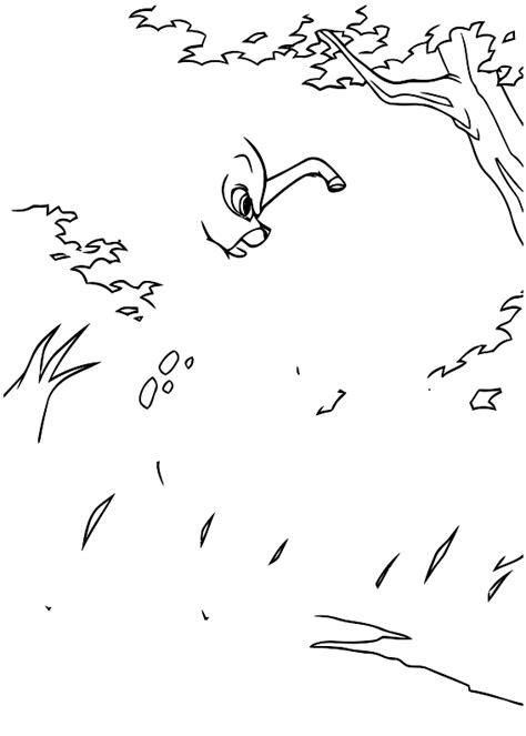 Kleurplaat Stinkdier by Kleurplaat 231