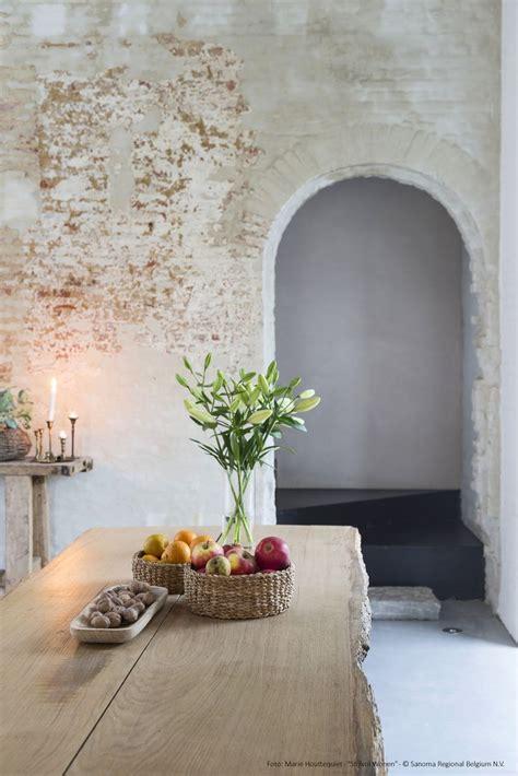 artistic vintage brick wall design  home interior interiors pinterest decoracion