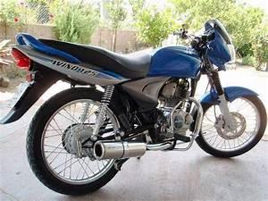 Bajaj Wind 125 Specs - 2005  2006