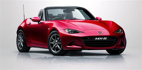 2018 Mazda Mx5 Pricing And Specs
