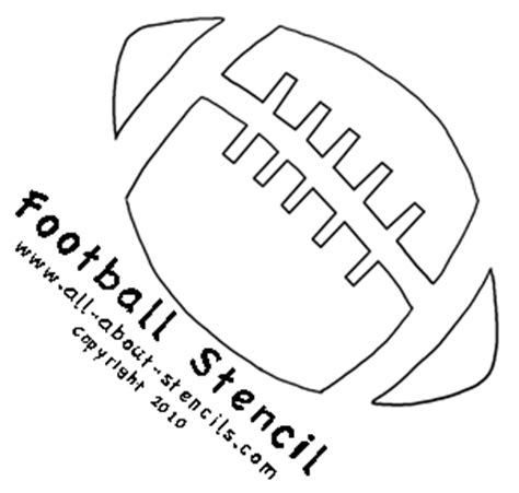sports stencils   easy  decorate   favorite