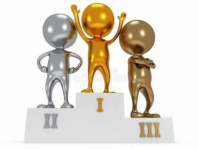 Podium Sports Winners Podio Vincitori Gagnants Blanc