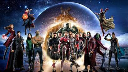 Avengers 4k War Infinity Wallpapers Hdwallpapers