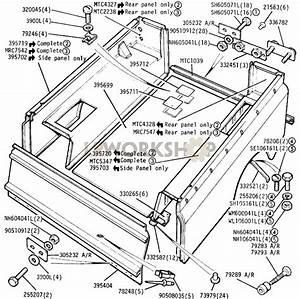 Rear Body - 109in  Except Sw  - From Vehicle Suffix  U0026 39 C U0026 39  Onwards