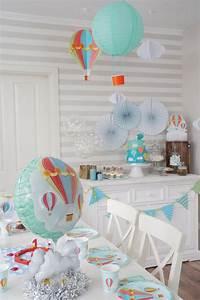 Deko Geburtstag 1 : diy tipps f r den 1 geburtstag kleiner berflieger baby belly party blog ~ Markanthonyermac.com Haus und Dekorationen