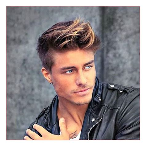 hairstyle  square face indian man wavy haircut