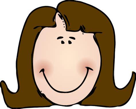 Clip Faces Smiling Clip At Clker Vector Clip