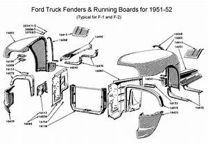 Car Fender Diagram : flathead parts drawings radiators ~ A.2002-acura-tl-radio.info Haus und Dekorationen