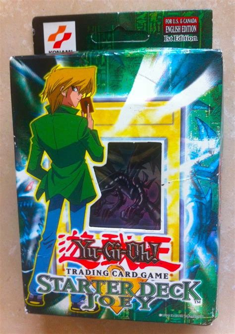yugioh joey starter deck pin by crocodile rocker on yugioh