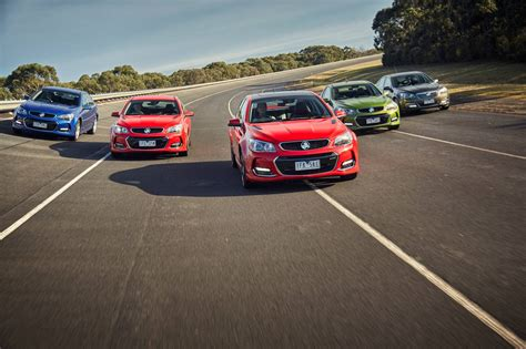 Holden Vfii Commodore Unveiled Ss V8 Boasts 304kw570nm