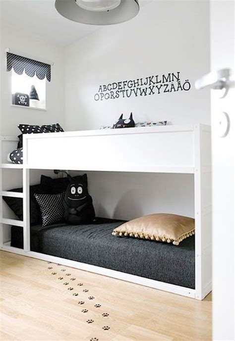 Toddler Bunk Beds Ikea by 45 Cool Ikea Kura Beds Ideas For Your Rooms Digsdigs