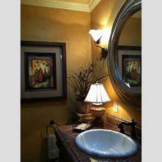 Guest Bathroom  Traditional  Powder Room  Oklahoma City