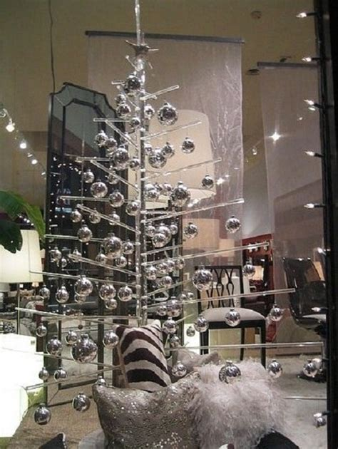 cozy grey christmas decoration ideas godfather style