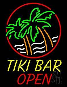 1000 images about Tiki Bar Open Neon Signs on Pinterest