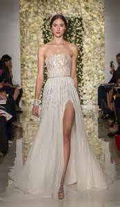 occasion dresses for weddings reem acra 39 i 39 m a sensation 39 wedding dress of the day