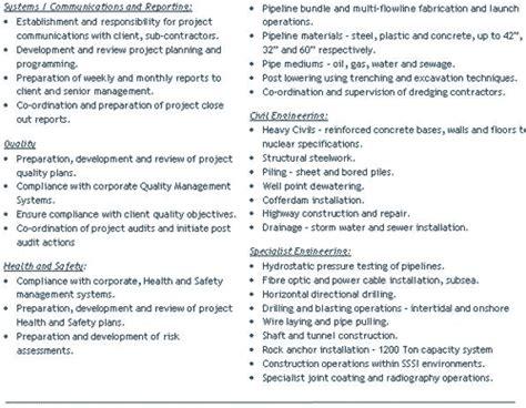 key skills in resume for mechanical engineer best resume