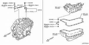 Nissan Murano Seal O Ring  Cvt  Control  Awd