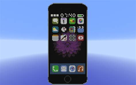 minecraft iphone more realistic craftonix s iphone 6 available
