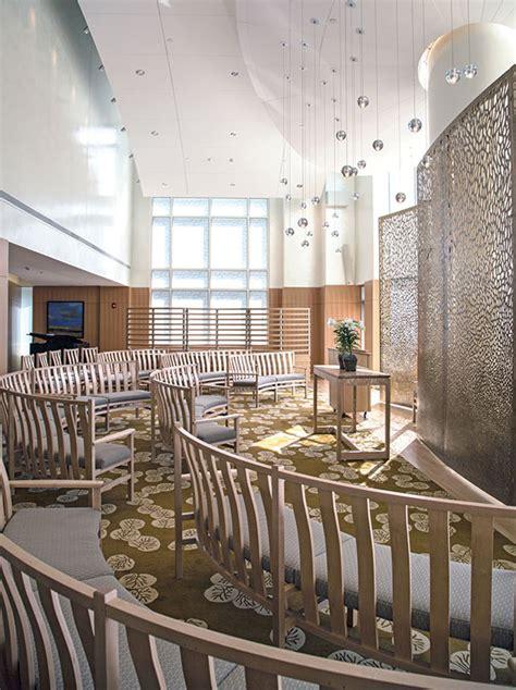 childrens hospital features unique chapel hfm