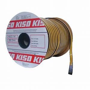 Joint Fenetre Bois : joints de vitrage kiso 141 epdm 4 mm kiso bricozor ~ Premium-room.com Idées de Décoration