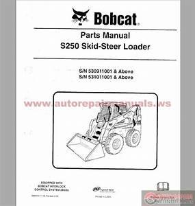 Bobcat S250 Parts Diagram   25 Wiring Diagram Images