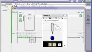 Plc Tutorial  Festo Easy Veep   3  Anti Tie Down Circuit
