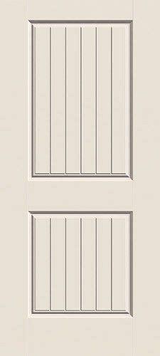 panel  groove molded interior door slab ideas