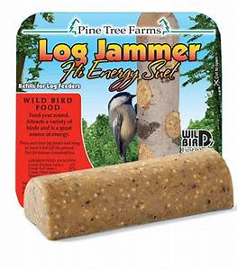 Duncraft com: Log Jammer Hi Energy Suet Plugs