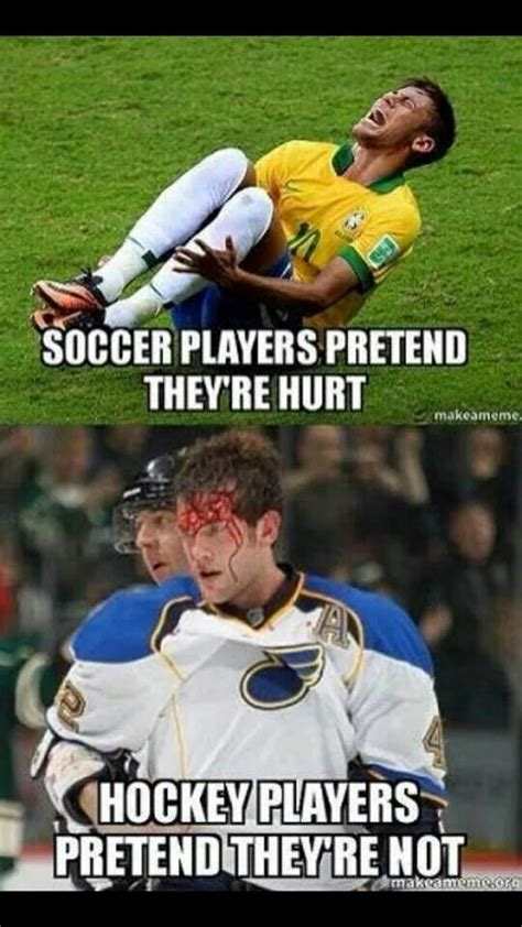 Soccer Hockey Meme - soccer hockey meme 28 images hockey players might eat their young if they thought it 25
