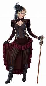 Inseam Size Chart Women 39 S Victorian Steampunk Costume Candy Apple Costumes