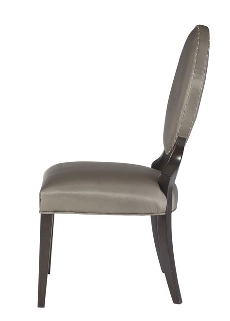 bernhardt furniture 356 565 dining room jet set side chair